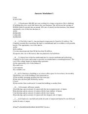 Answers Worksheet 5 Cost.docx