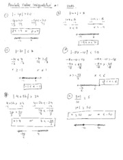 odd inequality notes