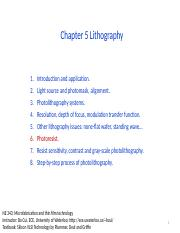 Chapter 5 Lithography _ III.pptx