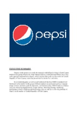 pepsis marketing mix Marketing mix marketing strategy relationship marketing services marketing social media pepsi swot swot analysis pepsico would you like a lesson on swot analysis strengths branding - one of pepsico's top brands is of course pepsi, one of the most recognized brands of the world.
