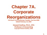 C12-Chp-07-1A-Acq-Reorgs-Taxable--Tax-free-2012