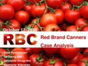 Red Brand Canner Case
