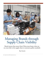 Week 7-Managing Brands through Supply Chain Visibility