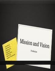 evaluation mission and vision final.pptx