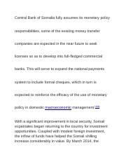Central Bank of Somalia fully assumes its monetary policy responsibilities.docx