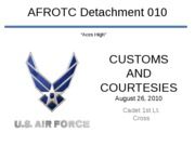AFROTC Detachment 010