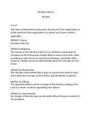 Christian Club C2 By-laws.docx