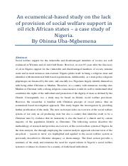 An ecumenical based study on social services.pdf