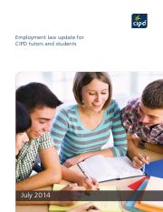 Employment law update - July 2014.pdf