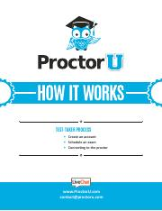 ProctorU - How it Works - TEST-TAKER (2).pdf