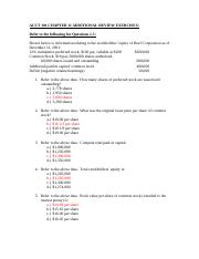 ACCT 101 CHAPTER 11 ADDITIONAL REVIEW EXERCISES-3