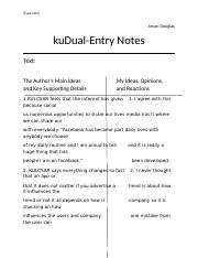 Dual- Entry Notes Template(2).docx