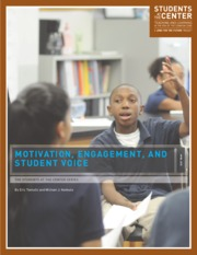 Motivation Engagement Student Voice_0