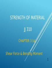 263370190-JJ310-STRENGTH-OF-MATERIAL-Chapter-3-a-Shear-Force-Bending-Moment-A