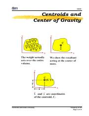 06 - Centroids and Center of Gravity.pdf
