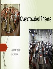 Overcrowded Prisons.pptx