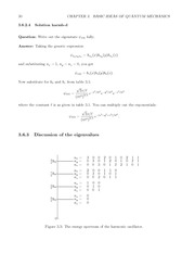 Fund Quantum Mechanics Lect & HW Solutions 48