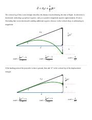 General Model for Projectile Motion.pdf