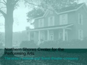 Northern Shores Center for the Performing Arts