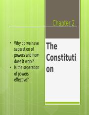 2. Chapter 2-The Constitution.ppt