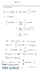 Calculus 1501A Quiz 5