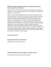 peppard mktg522 wk3 Free essay: brian peppard mktg522, week 3 assignment professor schauer november 14, 2014 the daylesford organic farm concept hello, everyone today i.