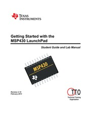 Getting Started with the MSP430 LaunchPad Workshop_v2.10