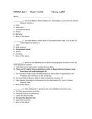 FINA3317 Quiz3 Ch9and10 Spring2014 solutions