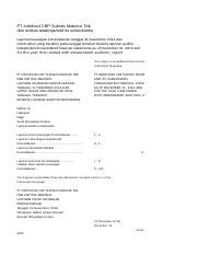 Icbp 2014 Xlsx Pt Indofood Cbp Sukses Makmur Tbk Dan Entitas Anaknya And Its Subsidiaries Laporan Keuangan Konsolidasian Tanggal 31 Desember 2014 Dan Course Hero