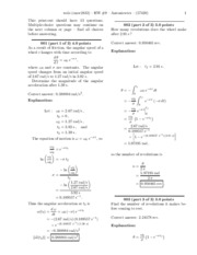 HW #9-solutions