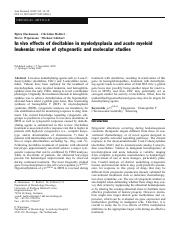 In vivo effects of decitabine in myelodysplasia and acute myeloid.pdf