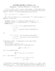 PMATH-AMATH332asign5(solutions)W12