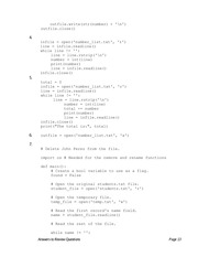 python answers to review questions 2e 1 reads each individual rh coursehero com Starting Out with Python Answers starting out with python 2nd edition solutions manual