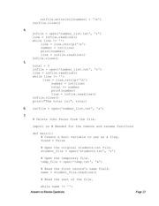 Review of list (array) in Python - lynda.com