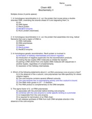 Exam 3 Solutions 2008