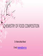 1_Food Chem New for student