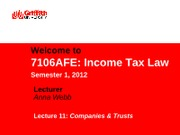 7106AFE - Lecture11