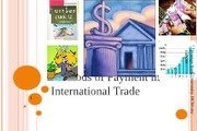 Chapter 4 - Methods of payment in international trade