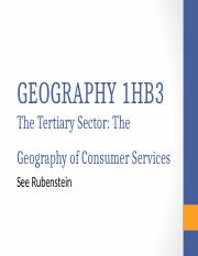 Lecture 19_The Geography of Consumer Services.ppt