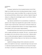 personal essay writing 2