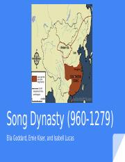 Song Dynasty.pptx