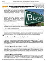 Reasons for Buyback of Shares - Share Buyback Benefits for Shareholders _ Motilal Oswal.pdf