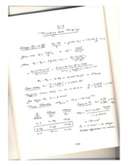 KING FAHD UNIVERSITY CHEMICAL ENGINEERING COURSE NOTES (Fluid Mechanics)-HW4-Q13-Solution