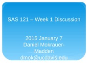 SAS+121+-+2014-01-07+-+Introduction