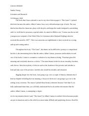Short Fiction Paper Topic Proposal.docx
