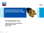 2007_Drilling - Drlg Sym - Optimizing Bit Performance