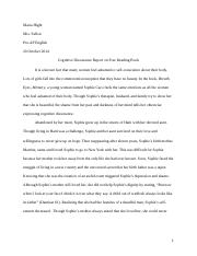 Free Reading Book Written Essay