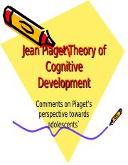 Piaget-Formal-stage-of-Cognitive-Development.ppt