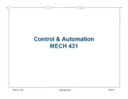 MECH431_introduction