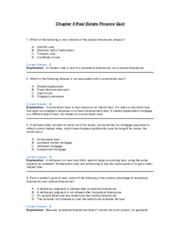 Chapter 5 Real Estate Finance Quiz.pdf